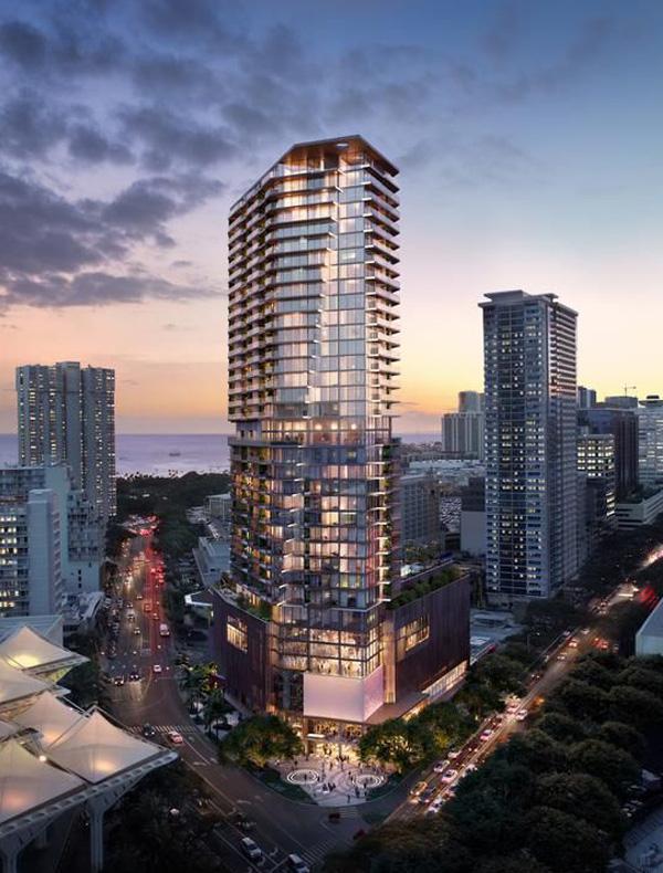 Residences At Mandarin Oriental Honolulu